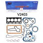 Buy cheap V2403 Kubota Engine Full Gasket Kit V2403 Cylinder Head Gasket from wholesalers