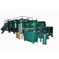 Buy cheap Motor oil recycling plant series LYE/Black Oil Treatment Machine from wholesalers