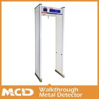 Security Door Frame Metal Detector/Archway Metal Detector Gate MCD-800 With Cheap Price Manufactures