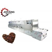 Buy cheap Easy Use Industrial Microwave Oven Cocoa Beans Hazelnut Drying Roasting Machine from wholesalers