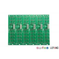 Buy cheap PCB Automotive Printed Circuit Board 4 Layers Green Solder Mask 1.6mm Thickness product