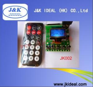 China JK002 USB SD recording WAV WMA MP3 module on sale
