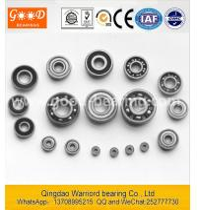 China Thin wall bearing 16011 light series deep groove ball bearing 16012 open SKF original sales on sale