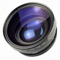 Wholesale 58mm 0.5x Wide Angle Lens with Macro Lens, Comes in Black from china suppliers