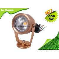COB Single Color Outdoor LED Garden Lights With Aluminum Alloy Mateiral Manufactures