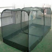 Buy cheap Pop up green house, 210D oxford w/ PA coated, UV50+, 90gsm polyester mesh, 1.4 x 5mm steel wire rods from wholesalers