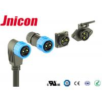 Buy cheap IP67 70A Male Female Waterproof Battery Connector For E Tricycle / Motorcycle from wholesalers