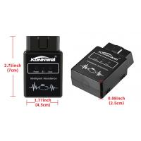 Buy cheap Elm 327 Interface Auto Obd Scanner Obd2 Elm327 Bluetooth Car Diagnostic Tool from wholesalers