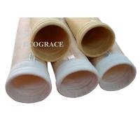 Buy cheap High Temperature dust filter bag Polyimide Fiber P84 Filter Bag from wholesalers