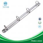 Buy cheap Wholesale 4 ring file folder & ring binder mechanism of metal from wholesalers