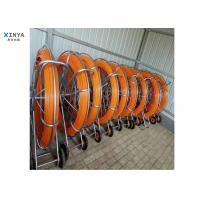 Buy cheap Fiberglass Electric Cable Duct Rodders Conduiting Cable Push Rods from wholesalers