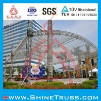 Buy cheap Outdoor Truss Truss Project Large Truss for Advertising from wholesalers