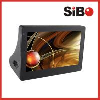 Buy cheap Restaurant Ordering SIP Stack Free Standing tablet with LED light indicator from wholesalers
