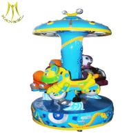 Buy cheap Hansel  used carousel wholesalecarousel amusement park kiddie fairground rides from wholesalers