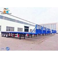 Buy cheap 40ft Shipping Container Trailer from wholesalers