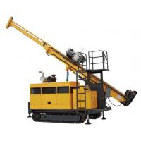 China Full Hydraulic Multifunction Core Drill Rig TDR-50 , Top Drive Drill Rig 1500m on sale