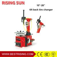 Buy cheap Car repair used Tilt back automatic tire changer machine for 10-26inch car tire from wholesalers