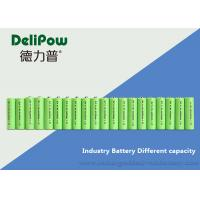 Buy cheap Recyclable 1.2 V Aaa Ni Mh Rechargeable Batteries With 3 Years Cycle Life from wholesalers