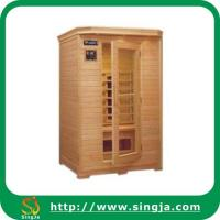Buy cheap Far Infrared Sauna Room With Ceramic Heater (ISR-04) product