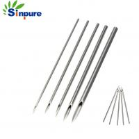 Buy cheap Multifunctional Iv Stainless Steel Injection Needle Various Size Customized from wholesalers