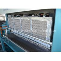 Buy cheap Rotary drum Egg Tray Machine , 4000PCS/H Recycled Paper Egg Tray Production Line from wholesalers