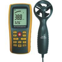 Buy cheap GM8902 0.3~45m/s Digital Anemometer Wind Speed/Air Flow/Air Temperature Meter product