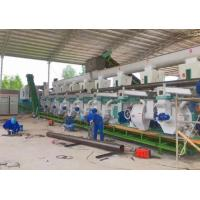 Buy cheap factory price automatic complete Biomass Pellet Production Line from wholesalers