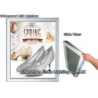 Buy cheap Acrylic Slim LED Light Box Display , Led Movie Poster Light Box For Cinema from wholesalers