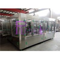 Buy cheap 3 In 1 Carbonated Drink Filling Machine from wholesalers
