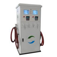 Buy cheap Two Noozle CNG Dispenser For Compressed Natural Gas Filling Station Low Outlet Pressure from wholesalers