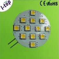 Buy cheap PCB Low Power Epistar G4 LED Lamps Replacement Bulbs for Back lighting 1.5W 150Lm OEM from wholesalers