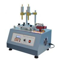 Buy cheap Alcohol/ Eraser/ Pencil Abrasion Resistant Tester , Alcohol Abrasion Testing Machine from wholesalers