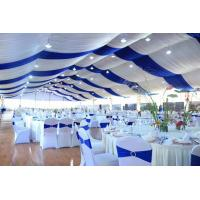 Wholesale Luxury Marquee Outside Wedding Tents Banquet Hall Tent For Event Parties from china suppliers