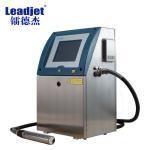 Buy cheap Industrial Ink Jet Printer Batch Code Printing Machine Auto Cleaning Inkjet Printer Cij Printer from wholesalers