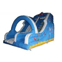 Buy cheap Large Commercial Inflatable Water Slides For Adults Fireproof PVC Material Made from wholesalers