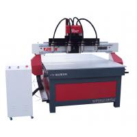 Buy cheap woodworking cnc router with 1300*2500mm working area and 3kw inverter-driven spindle motor cooled by water from wholesalers