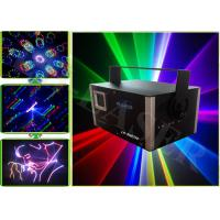 Buy cheap 1.5W Sound Activated Laser Lights Professional DJ Equipment Strobe Dance Disco from wholesalers
