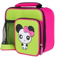 Buy cheap PEVA Lining Kids Cute Cartoon cooler lunch bag Small Insulated Lunch Box Bag from wholesalers