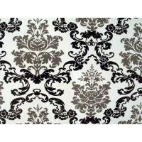Buy cheap White / Black Patterned Contact Paper / Heat Transfer Paper For Metal / Furniture Window Decoration from wholesalers