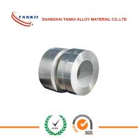 Buy cheap Cr20Ni80 Nichrome Alloy Electrothermal Coil Strip Stable Resistance product