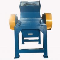 Wholesale Automatic Waste Rubber Crusher Machine Tire Shredder With 1000Kg from china suppliers