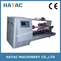 Buy cheap Automatic BOPP Tape Cutting Machine,Paper Roll Slitter Rewinder,Paper Roll Printing Machine from wholesalers