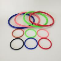 Buy cheap Custom Silicone Rubber Gasket Seal , Colorful Rubber O Rings For Sealing from wholesalers