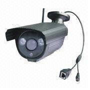 Buy cheap Wireless IP Cameras with 1280 x 720 at 720P Night Vision, Waterproof, H.264 Compression from wholesalers