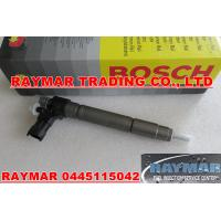BOSCH piezo injector 0445115042 0986435362 for Land Rover Freelander  Manufactures