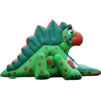 Wholesale Kids New Inflatable Dinosaur Dry Slide Playground Pvc Combo Bounce Toboggan from china suppliers