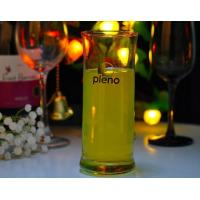 Buy cheap Crystal Water Glass Tumbler , Glass Drinking Cups Customized Logo from wholesalers