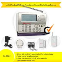 Buy cheap Intruder Auto Dial Alarm System(YL-007Z) with LCD Display & Home Appliance Control from wholesalers