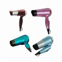 Buy cheap 1,200W Hair Dryers with 220 to 240V Rated Voltage, Packed in 120 x 90 x 210mm Box from wholesalers