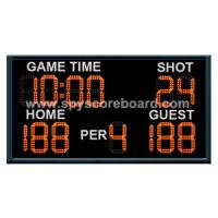 Buy cheap Mini Electronic Scoreboard for Basketball Sports from wholesalers